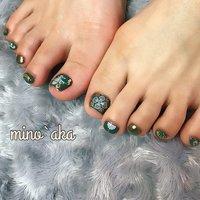 . ✩お客様footネイル✩ . ♡ エンブロイダリーレース ♡ . @yuu_colorsnail さんのレースをフルに♡ . footでもポイントになってくれて超可愛い💕 . 【🆕special foot careのお知らせ】 . special foot careで角質除去施した後ホワホワになったfoot♪. ワントーン上がってワンカラーやアートがとても映えます✨. 詳しくはお問合せ下さい🙇♀️ . . . ✐☡ご予約はDM&LINE@:【@fyh3289a】よりご連絡ください( ¨̮ )  #お客様 #フット #フットネイル #プライベートサロン #プライベートネイルサロン #グリーン #角質ケア #角質除去 #シンプル #春 #夏 #ワンカラー #オールシーズン #サンダル #レース #レースネイル #ツメキラ #tsumekira #エンブロイダリーレース #春 #夏 #リゾート #デート #フット #シンプル #ワンカラー #アンティーク #ニュアンス #レース #ショート #ホワイト #グリーン #ゴールド #ジェル #お客様 #non✱ミノッアカ #ネイルブック