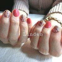 #春ネイルデザイン #ピンクネイル #春 #夏 #秋 #冬 #Linden #ネイルブック