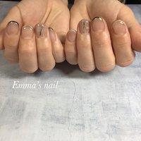 #入学式 #オフィス #デート #女子会 #Emma's nail *エマズネイル* #ネイルブック
