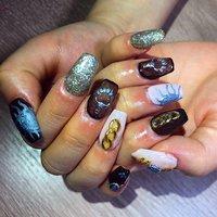 #虎nails #ネイルブック