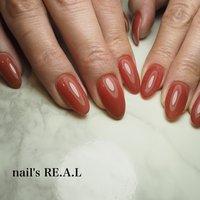#nail's RE.A.L 広金典子 #ネイルブック