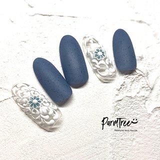 モロッコっほい感じで、春〜夏にオススメです♡ my nailのデザインがあまりに好評だったのでサンプルにしました。アートの部分は立体感があって可愛いすぎる♡    もう、ホント好き。自分の好みドストライク♥︎   4月20日(月)より平日のご予約お受け致します。詳細はお問い合わせください。ただ今ネット予約準備中です。   岡崎市のprivate nail salon〜    #岡崎 #安城 #Parm___tree #ネイル #プライベートサロン#岡崎ネイル #安城ネイル #岡崎ネイルサロン #安城ネイルサロン #冬ネイル #春ネイル #おしゃれネイル #2020春ネイル #大人ネイル #最新ネイル #モロッコネイル #春 #夏 #オールシーズン #リゾート #ハンド #シンプル #アンティーク #ボヘミアン #エスニック #アイシング #ホワイト #クリア #ブルー #ジェル #ネイルチップ #Parm tree #ネイルブック