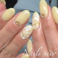 #ネイルズニコ定額デザイン #水戸市ネイル&スクール Nails nico #ネイルブック