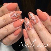 #画像持ち込みネイル #星 #水戸市ネイル&スクール Nails nico #ネイルブック