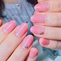 ・.。.・*・.。.・・。・*・*・.:*・*✧ ・ ・やっぱり春色ピンクが人気!。.*゚ ・ ・オフィスでも活躍できる美肌カラーです✩.* ・ いつもありがとうございます◝(⑅•ᴗ•⑅)◜..°♡ ・ #代々木ネイル #代々木ネイルサロン #新宿ネイル#ネイルサロン東京 ・ #ジェルネイル#parajel  #春ネイル2020#パラジェル #フィルイン導入サロン#春ネイル #オフィスネイル ・ #大人ネイル #大人可愛い #大人シンプル#ニュアンスネイル #シンプルネイル #ちゅるんネイル #エイジングケア#結婚式ネイル ・ #nail#jel#nailstagram#gelnails#nailart#naildesign#instagood#instanail#nailsalon#naildesigns #オールシーズン #オフィス #ブライダル #デート #ハンド #ジェル #jun #ネイルブック