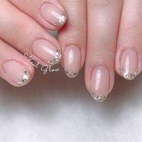 𓂃ℕ𝕖𝕨 𝕕𝕖𝕤𝕚𝕘𝕟𓂃  キラッキラの マオラメフレンチ✧︎     𓈒𓏸𝚌𝚘𝚕𝚘𝚛 〚maogel〛 #303モカージュ #マオラメシルバー     #ネイフォーオールアンバサダー #nfaアンバサダー  ┈┈┈┈┈┈┈♥♥♥┈┈┈┈┈┈┈┈ 【10:00~23:30まで営業】 ・丁寧ケアで4週間以上の長持ちネイル ・爪が薄い ・溶剤を使用したくない ・爪のピンクの部分を伸ばしたい ・爪の形がコンプレックス ・美しいフォルム&ちゅるんネイルがしたい ・相談しながらデザインを決めたい ・人の目を気にせずのんびり過ごしたい 当サロンへ、お任せください♡ ┈┈┈┈┈┈┈♥♥♥┈┈┈┈┈┈┈┈   #ジェルネイルデザイン#トレンドネイル #大人ネイル#ネイルデザイン#うる艶#大人可愛いネイル#上品ネイル#オフィスネイル#ちゅるんネイル #フィルイン一層残し #フィルイン #深谷 #深谷ネイル #深谷ネイルグロウ #熊谷ネイル #籠原ネイル#maogel導入サロン埼玉 #maogel導入サロン深谷市 #ネイルブック掲載店#モテネイル#ナチュラルネイル#シンプルネイル#ネイルブック公式サロン#ルビケイト導入サロン埼玉#美甲#フレンチネイル #ラメフレンチ #ベージュネイル #オールシーズン #オフィス #デート #女子会 #ハンド #フレンチ #ラメ #ベージュ #ジェル #NAIL GLOW #ネイルブック