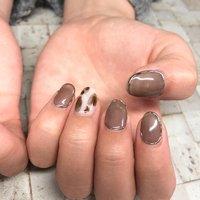 #nail#nails #nailart #nailart #nailsalon #gel#gelnails #gelart #geldesign#ネイル#ネイルデザイン#ネイルアート#ジェル#ジェルデザイン#ネイサロン#プライベートサロン#江南市ネイルサロン #yuka943069 #ネイルブック
