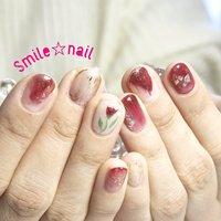 大田原定額ネイルサロン Smile☆nailのyukariです(*^^*) お持込みデザインを参考に💡 ボルドーでニュアンスネイル💅 お爪の上で、カラーをミックスしつつ透け感のあるボルドーネイルに仕上げました✨ いつもご来店ありがとうございます😊 ☆,。・:*:・゚'☆,。・:*:・゚'☆,。・:*:・゚' ご予約は#ネイルブック 又は プロフィールのURLから☆ 是非【Nail book】アプリをご利用下さい❤️ ☆,。・:*:・゚'☆,。・:*:・゚'☆,。・:*:・゚' ラクマでピアス ミンネでネイルチップを販売してます ٩( ᐛ )و  ネイルチップ→ミンネ https://minne.com/5116ykr (スマイルネイルで検索‼︎) ピアス→ラクマ https://fril.jp/shop/Smile_bijou (スマイルビジュー ネイリストで検索‼︎) ☆,。・:*:・゚'☆,。・:*:・゚'☆,。・:*:・゚' #smilenail #スマイルネイル #大田原市ネイルサロン #大田原市ネイル #大田原ネイルサロン #大田原ネイル #大田原定額ネイル #那須塩原ネイル #那須塩原ネイルサロン #ネイルサロン #西那須野ネイルサロン #お洒落ネイル #個性派ネイル #派手カワネイル #オーダーチップ #nailpicbeaut #美爪 #ミンネ #minne #nailbook #ネイリスト仲間募集 #ネイル好きな人と繋がりたい #ニュアンスネイル #塗りかけネイル #ビンテージネイル #大人可愛いネイル #トレンドネイル #春ネイル #春 #デート #女子会 #ハンド #ラメ #フラワー #シェル #アンティーク #ショート #ホワイト #ボルドー #ゴールド #ジェル #お客様 #Smile☆nail #ネイルブック