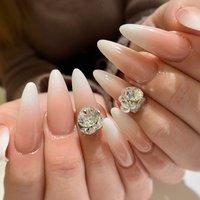 #ベビーブーマー #Tiara nail #ネイルブック