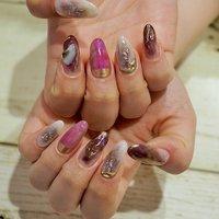 #nailroom-KANOA #ネイルブック