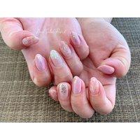 #桜 #春 #Nail Salon Rose,h #ネイルブック