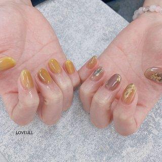 #nail#nails#nailart#naildesign#fukuoka#tenjin#ネイル#ネイルアート#ネイルデザイン#福岡#天神#天神ネイル#ジェルネイル#ニュアンスネイル#パラジェル#パラジェル天神#一層残し#ミラーネイル #お客様 #loveull #ネイルブック