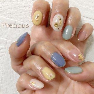 . . blog design♡ アレンジ⑅◡̈* . . . . Precious  048-915-5205 . #Precious#privatebeautysaron#越谷ネイルPrecious#定額制#ネイルサロン#越谷#新越谷Precious#カラフルネイル#くすみネイル#春カラー##koshigaya#saitama#nail#NAIL#cute#followme#follow#japan nails#japan#spring nails2020 #Precious 〜プレシャス〜 #ネイルブック