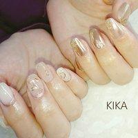 #kika #ネイルブック