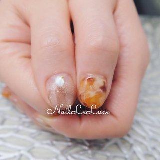 . ┴─┴┴─┴┴─┴✩.*˚*. . おまかせで透明感たっぷり べっ甲のクリア.ver♡ ありがとうございます . *.✩.*┴─┴┴─┴┴─┴┴ . . . . . #nailstylist #nailsaddict #nailsnailsnails #coolnailart #frenchnails #simplenails #beautyas #ikebukuro #privetesalon #nailleluce  #シンプルネイル #スタイリッシュネイル #シンプルなネイルが好き #池袋南口 #プライベートサロン #透け感ネイル #大人のネイルサロン #大人のネイルアート #オトナ女子ネイル  #透けるべっ甲 #透け感べっ甲 #透明感カラー #透明感たっぷりネイル #春 #夏 #秋 #女子会 #ハンド #シンプル #ラメ #シースルー #べっ甲 #ショート #ブラウン #グレージュ #m.hirano•*¨*☆*・゚〖NailLeLuce〗 #ネイルブック