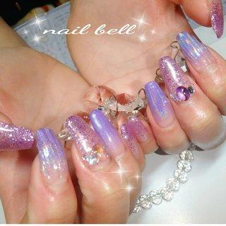 ユニコーン×3dネイル♡ #ユニコーンネイル #unicorn #girls #spring #さいとうりな #nailbook #紫ネイル #ジェルネイル #nailart #kawaii #instagood #love #nailsoftheday #japannail #ネイルブック #美甲 #相模原市 #japan #fashion #stone #date #artnails #gel #cute #instagood #instanails #gelnails #naildesign #nailart #photography #purplenails #nailstagram #春 #夏 #海 #リゾート #グラデーション #ラメ #3D #人魚の鱗 #ユニコーン #ロング #パープル #メタリック #カラフル #ジェル #お客様 #さいとうりな【 nail bell ネイルベル】 #ネイルブック