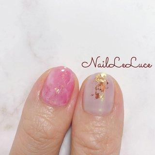 . ┴─┴┴─┴┴─┴✩.*˚. . ピンクとヤクルト色♡ でも赤にしてみたく なってきた夜… . ✩.*˚.┴─┴┴─┴┴─ . . . .  #nailstylist #nailsaddict #nailsnailsnails #coolnailart #frenchnails #simplenails #beautyas #ikebukuro #privetesalon #nailleluce #marblenail #シンプルネイル #スタイリッシュネイル #シンプルなネイルが好き #池袋南口 #プライベートサロン #透け感ネイル #大人のネイルサロン #大人のネイルアート #オトナ女子ネイル  #透けるピンク #透明感カラー  #透明感たっぷりネイル #プルンネイル #夏 #梅雨 #七夕 #シンプル #ホログラム #ワンカラー #大理石 #ミラー #ショート #ベージュ #ピンク #ジェル #セルフネイル #m.hirano•*¨*☆*・゚〖NailLeLuce〗 #ネイルブック