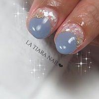 #La Tiara nail ラ♡ティアラ♡ #ネイルブック