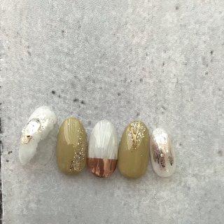 #ニュアンスネイル#倉敷自宅ネイル#倉敷ネイルサロン #夏ネイル#サンプルチップ #eclat nail design #ネイルブック