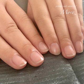 #ネイルケア#自爪育成#シンプル#きれいめネイル#上品ネイル#大人可愛い#大人ネイル #加古川 #高砂 #明石 #姫路#加古川ネイルサロン #private nail salon More #ネイルブック