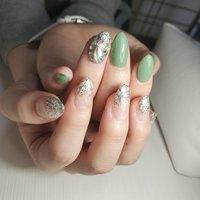 お客様ネイル💅 #M.nail #ネイルブック