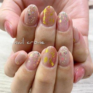 ネイルクローネ✳︎日本橋八重洲 12時〜21時・03-6281-9847  #ネイルアート #ネイルデザイン #ネイルサロン #ネイル画像 #nail#nails #nailart #nails💅 #nailcrone #nailstagram #glitternails #instanail #lovenails #naildesigns #日本橋#トレンドネイル #日本橋ネイルサロン #八重洲#東京ネイルサロン #春ネイル#ニュアンスネイルデザイン #ニュアンスネイル #シェルネイル #おうち時間 #stayhome #コロナが終わったらやりたいネイル #コロナに負けるな #nail-crone #ネイルブック