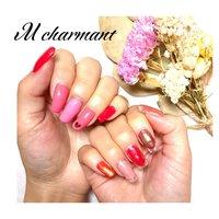 #M charmant 流山おおたかの森店 #ネイルブック