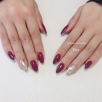 #private nailsalon Tiary #ネイルブック