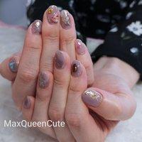 #春 #夏 #秋 #冬 #ハンド #MaxQueenCute #ネイルブック