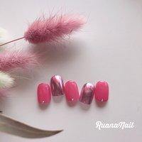 new..↠ ↠ . . 4,000-yen 定額デザイン☽ ☽ . . . pink𓂃 𓇠 𓂅 mirror𓂅 𓈒𓏸𓐍 . .  南河内郡太子町山田𓆸 . ☾9:30〜17:00(最終受付15:00) . . ☾NailBook からのご予約OK𖤐𖤐 . . ☾DMからのご予約OK𖤐𖤐 . . ✯ ✮ ✵ ✮ ✷ ☽ ⋆ ꙳ ✰ ★ ✬ ⋆ ꙳ #nail#nails#nailart#NAIL#galnail#winternails#nail#nailstagram#footnail#2020#springnails#summernails#プライベートネイルサロン#自宅サロン#キッズスペースあり#ママネイリスト#ピンクネイル#ミラーネイル#夏ネイル#個性派ネイル#ネイルサロン#ネイルデザイン#太子町ネイル#南河内 #南河内ネイルサロン #富田林ネイル#太子町#河南町#富田林#羽曳野#藤井寺市 #春 #夏 #オフィス #ハンド #シンプル #ワンカラー #ミラー #ピンク #ジェル #ネイルチップ #ruananail ルアナネイル #ネイルブック