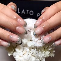 #privatenailsalon*latt* #ネイルブック
