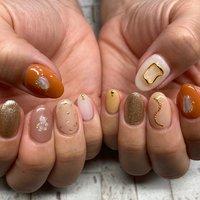 #nail#nails #nailart #nailart #nailsalon #gel#gelnails #gelart #geldesign#ネイル#ネイルデザイン#ネイルアート#ジェル#ジェルデザイン#ネイサロン#プライベートサロン #江南市 #yuka943069 #ネイルブック