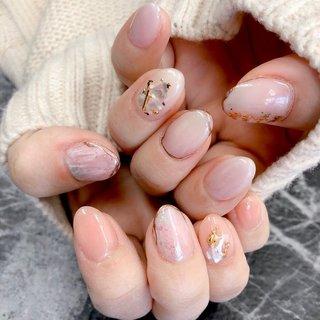 #ニュアンスネイル #ニュアンスデザイン  #ニュアンスネイルデザイン  #春夏秋冬 #STAY nail #ネイルブック