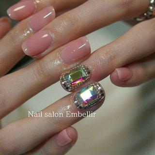 #シンプルネイル #高松ネイルサロン #夏ネイル #nailsalonembellir #Nail salon Embellir #ネイルブック