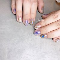 #private nail salon Lian #ネイルブック
