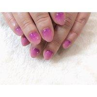🌸💘🦄 サンプルの色変え✨ ご来店ありがとうございました🙇♀️💓 ・ ネット予約はネイルブックにて承っております #nails #nailart #naildesign #nailstagram #ネイルアート#グラデーションネイル#ピンクネイル#夏ネイル#可愛いネイル #仙台ネイルサロン #高橋 #ネイルブック