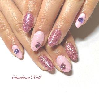 コロナ対策強化しつつ営業再開しています♪  ぴんく×ハート♡ . #nails #naildesign #nailart #instanails #instagood #pink #painting #nailstagram #art #heart #chaehwanail #ネイル#ネイルデザイン #ハートネイル #シェルネイル #ラブリーネイル #ハートホロ #大人可愛いネイル #グラデーション #ハート #ホログラム #シンプルネイル #カラー #川崎駅 #川崎ネイルサロン #네일#네일아트#네일스타그램 #젤네일 #하트네일 . ご予約は↓からお願いします! *ネイルブックネット予約(プロフィールのURLから予約可能!) . お問い合わせは↓からお願いします! *LINE@ : @chaehwa_nail(@から検索) *Instagram DM : @chaehwa_nail . ご連絡お待ちしております(*´꒳`*)♪ Chaehwa*Nail #オールシーズン #バレンタイン #デート #女子会 #ハンド #ラメ #ワンカラー #パール #ハート #ピンク #パープル #ゴールド #ジェル #お客様 #chaehwa_8127 #ネイルブック
