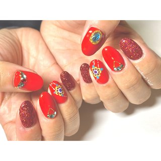 コロナ対策強化しつつ営業再開してます♪   レッド×ポップフラワー♡ オーダーでディズニーモチーフを♪ . #nails #naildesign #nailart #instagood #disney #character #red #art #painting #chaehwanail #ネイル#ネイルデザイン #痛ネイル #ディズニーネイル #ディズニー #赤 #レッド #ポップ #フラワーネイル #手描き #グリッターネイル #神奈川 #川崎 #川崎ネイルサロン #네일#네일아트#네일스타그램 #젤네일 #디즈니 #아트 . ご予約は↓からお願いします! *ネイルブックネット予約(プロフィールのURLから予約可能!) . お問い合わせは↓からお願いします! *LINE@ : @chaehwa_nail(@から検索) *Instagram DM : @chaehwa_nail . ご連絡お待ちしております(*´꒳`*)♪ Chaehwa*Nail #オールシーズン #ライブ #パーティー #女子会 #ハンド #ラメ #ワンカラー #フラワー #ミディアム #レッド #カラフル #ジェル #お客様 #chaehwa_8127 #ネイルブック