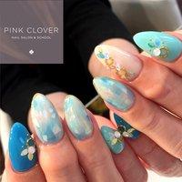 #Pink Clover ネイルサロン&スクール #ネイルブック