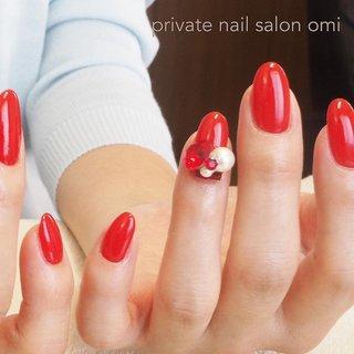 Instagram→nail.salon.omi   赤は塗るだけで手の色を明るく綺麗に見せてくれますね!  乾燥した指先もケアをして、 しっとりとした指先に赤色が映えます。  なかなか自宅では難しい手のケアもお任せくださいね。 . . . @kokoist_japan  E-3 . @swarovski.createyourstyle  #2main . . . □ご予約・お問い合わせはトップページのブログからお願いいたします。 @nail.salon.omi . . ・新潟市西区 ・LINE→@der5125h ✉nailsalon.omi@gmail.com . . □ご新規のお客様の初回特典などトップページのブログからご覧いただけます。 @nail.salon.omi . . #新潟市西区 #新潟市西区ネイル #新潟市西区ネイルサロン #ジェルネイル #シンプルネイル #オフィスネイル #ワンカラーネイル #ヌーディーネイル #ベージュネイル #新潟市ネイル #新潟ネイル #新潟市西区小新 #甘皮ケア #ケア重視 #ピンクベージュネイル #新潟ネイル #新潟市ネイルサロン #上品ネイル #ビジューネイル #新潟プライベートサロン #新潟市プライベートネイルサロン #スワロフスキー #スワロフスキーネイル #赤ネイル #オールシーズン #旅行 #ブライダル #パーティー #ハンド #シンプル #ワンカラー #ビジュー #ミディアム #レッド #ジェル #お客様 #private nail salon omi #ネイルブック