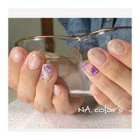 ・ purple×blue×beige・ ・ ・   緊急宣言より3ケ月程ネイルをおやすみしていたお客様。 ずっとネイルを削りながらステイホームされてました🏡 ・ 久しぶりにネイルさせていただき私もテンションアップ!👆 ありがとうございました😊♡ ・ NA.color 's ・ ------------------------------------------ 爪を大切に安心して付け替えが出来るフィルイン導入サロン・ 駐車場完備 ・ ・ LINE ID→@jsw8391c(@を付けて検索) TEL→050-3627-5620 ・ ・ ご予約は Nailbook LINE TEL にてお願いします ・ 🍀ただいま1日お一人様ずつ案内させて頂いています @nailsalon_na.colors ・ ---------------------------------------- #フィルイン #精華町ネイルサロン #プライベートサロン  #癒しの空間 #ジェルネイル #パーソナルカラー診断 #ショートネイル #シンプルネイル #パラジェル #ココイスト #精華町 #新祝園駅 #祝園 #奈良市 #木津川市 #高の原 #NAcolors  #ナカラーズ #紫陽花ネイル  #インクネイル #コロナ対策ネイルサロン ----------------------------------------- #梅雨 #ハンド #ラメ #ワンカラー #フラワー #ミディアム #パステル #カラフル #ジェル #お客様 #NA.colo's ナカラーズ #ネイルブック