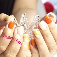 大田原定額ネイルサロン Smile☆nailのyukariです(*^^*) お持込みデザインを参考に💡 ひまわりネイル🌻 お気に入りのジューシーなオレンジをチョイスしました🧡 元気なオレンジカラーお似合いでした🍊 いつもご来店ありがとうございます😊 ☆,。・:*:・゚'☆,。・:*:・゚'☆,。・:*:・゚' ご予約は#ネイルブック 又は プロフィールのURLから☆ 是非【Nail book】アプリをご利用下さい❤️ ☆,。・:*:・゚'☆,。・:*:・゚'☆,。・:*:・゚' ラクマでピアス ミンネでネイルチップを販売してます ٩( ᐛ )و  ネイルチップ→ミンネ https://minne.com/5116ykr (スマイルネイルで検索‼︎) ピアス→ラクマ https://fril.jp/shop/Smile_bijou (スマイルビジュー ネイリストで検索‼︎) ☆,。・:*:・゚'☆,。・:*:・゚'☆,。・:*:・゚' #smilenail #スマイルネイル #大田原市ネイルサロン #大田原市ネイル #大田原ネイルサロン #大田原ネイル #大田原定額ネイル #那須塩原ネイル #那須塩原ネイルサロン #ネイルサロン #西那須野ネイルサロン #お洒落ネイル #個性派ネイル #派手カワネイル #オーダーチップ #nailpicbeaut #美爪 #ミンネ #minne #nailbook #ネイリスト仲間募集 #ネイル好きな人と繋がりたい #コロナが終わったらやりたいネイル #ひまわりネイル #フラワーネイル #オレンジネイル #透け感ネイル #夏 #デート #女子会 #ハンド #ラメ #フラワー #シースルー #ショート #ホワイト #オレンジ #イエロー #ジェル #お客様 #Smile☆nail #ネイルブック