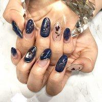 #スカルプネイル 💅 #渋谷Beau're nail #ネイルブック