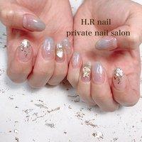 #nail_h.r_salon #ネイルブック