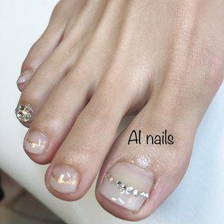 2級、中級とモデルをしてくれた方の娘さんとお孫ちゃんが来てくれました! . . ネイル上品で素敵です✨ そして素敵親子&娘ちゃん。 羨ましいです❤️ . . . #ネイル#ジェルネイル#ネイルアート#ネイルデザイン#ネイリスト#秋ネイル #nail#nails#gelnails#大人ネイル#ストーンネイル#フレンチネイル#うめつくしネイル #遠くからありがとう #夏 #秋 #フット #フレンチ #グレージュ #シルバー #ジェル #お客様 #愛知県尾張旭市 Ai nails アイネイルズ #ネイルブック