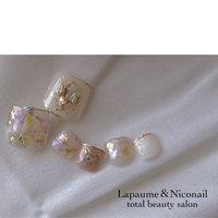#La paume & Niconail #ネイルブック