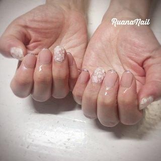 ↞ ↞お客様nail↠ ↠ . . flower 𓇢 𓆸 . . . .gradation𓂃 𓇠 𓂅 . . .  南河内郡太子町山田𓆸 . ☾9:30〜17:00(最終受付15:00) . . ☾NailBook からのご予約OK𖤐𖤐 . . ☾DMからのご予約OK𖤐𖤐 . . ✯ ✮ ✵ ✮ ✷ ☽ ⋆ ꙳ ✰ ★ ✬ ⋆ ꙳ #nail#nails#nailart#NAIL#galnail#winternails#nail#nailstagram#footnail#2020#springnails#summernails#プライベートネイルサロン#自宅サロン#キッズスペースあり#ママネイリスト#グラデーションネイル#フラワーネイル#夏ネイル#個性派ネイル#ネイルサロン#ネイルデザイン#太子町ネイル#南河内 #南河内ネイルサロン #富田林ネイル#太子町#河南町#富田林#羽曳野#藤井寺市 #春 #夏 #オフィス #ハンド #シンプル #グラデーション #フラワー #ショート #ホワイト #ピンク #ジェル #ruananail ルアナネイル #ネイルブック
