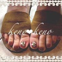 #keno #ネイルブック