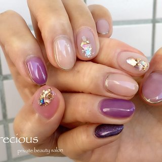 . . . nuance♡ . . . Precious 048-915-5205 . #Precious#privatebeautysaron#越谷ネイルPrecious#定額制#ネイルサロン#越谷#新越谷Precious#透け感ネイル#抜け感ネイル#ニュアンスネイル夏#nuance #夏ネイルnails#koshigaya#saitama#nail#NAIL#cute#follow me#follow#japan nails #Precious 〜プレシャス〜 #ネイルブック