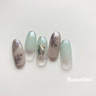 new..↠ ↠ . . 5,000-yen 定額デザイン☽ ☽ . . . botanical🌿𓂃 𓇠 𓂅 . . .  南河内郡太子町山田𓆸 . ☾9:30〜17:00(最終受付15:00) . . ☾NailBook からのご予約OK𖤐𖤐 . . ☾DMからのご予約OK𖤐𖤐 . . ✯ ✮ ✵ ✮ ✷ ☽ ⋆ ꙳ ✰ ★ ✬ ⋆ ꙳ #nail#nails#nailart#NAIL#galnail#winternails#nail#nailstagram#2020#springnails#summernails#プライベートネイルサロン#自宅サロン#キッズスペースあり#ママネイリスト#個性派ネイル#ボタニカルネイル#グラデーションネイル#夏ネイル#ネイルサロン#ネイルデザイン#太子町ネイル#南河内 #南河内ネイルサロン #富田林ネイル#太子町#河南町#富田林#羽曳野#藤井寺市 #夏 #海 #リゾート #浴衣 #ハンド #シンプル #グラデーション #ボタニカル #グリーン #グレージュ #ジェル #ネイルチップ #ruananail ルアナネイル #ネイルブック